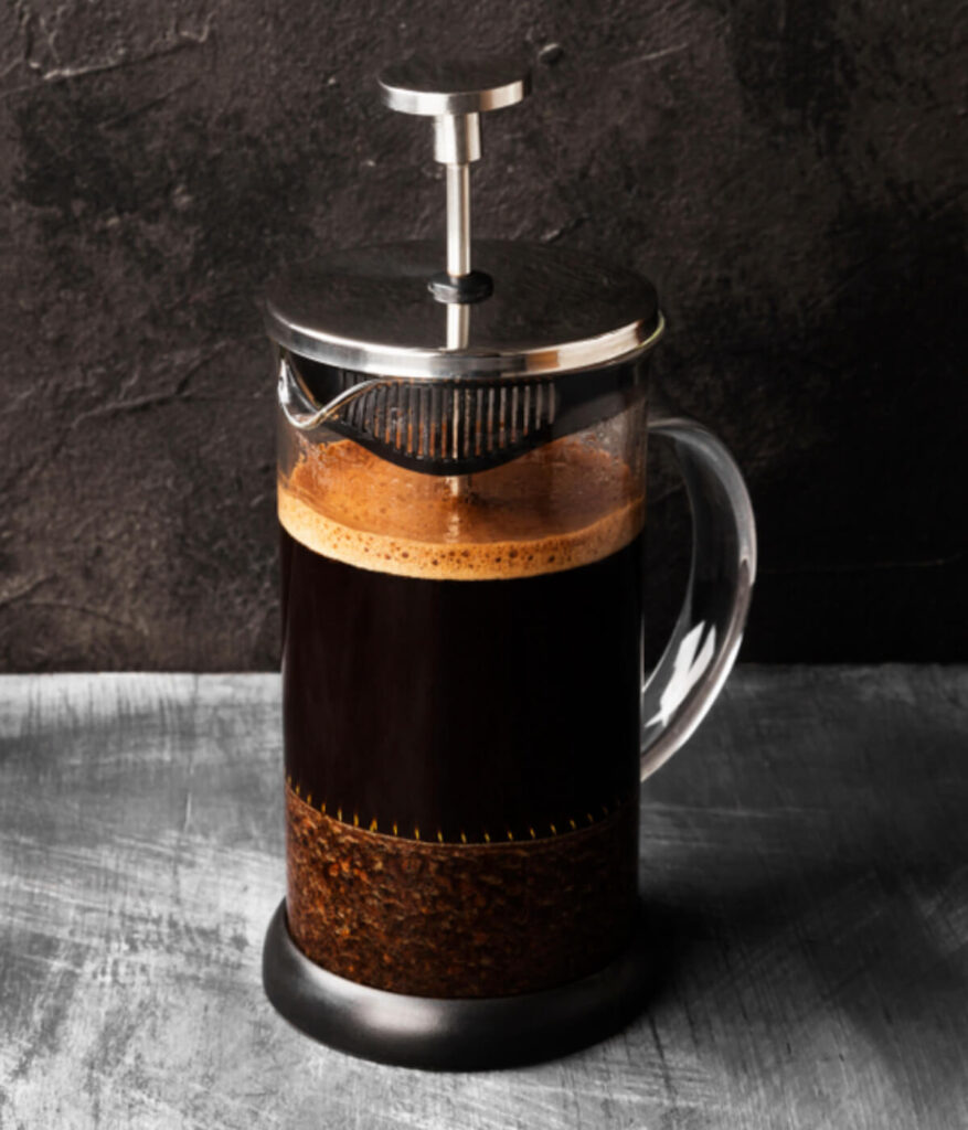 What is the best French press ratio