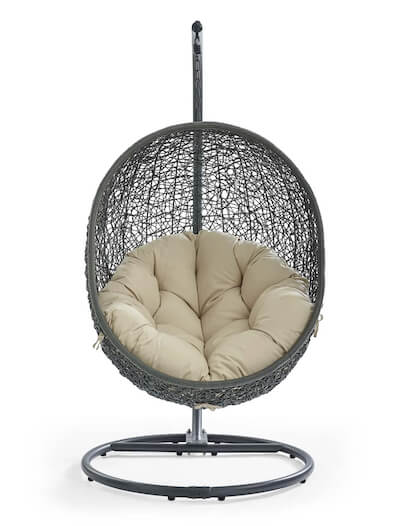 Muller Swing Chair with Stand